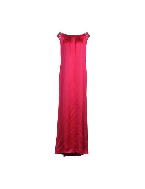 Alberta Ferretti | Женское Фиолетовое Длинное Платье