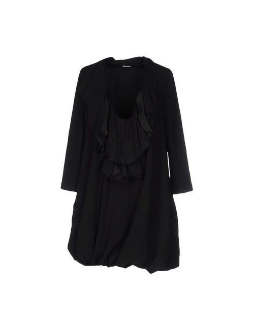 Givenchy | Женское Чёрное Короткое Платье