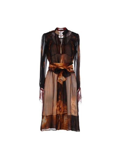 Givenchy | Женское Платье До Колена