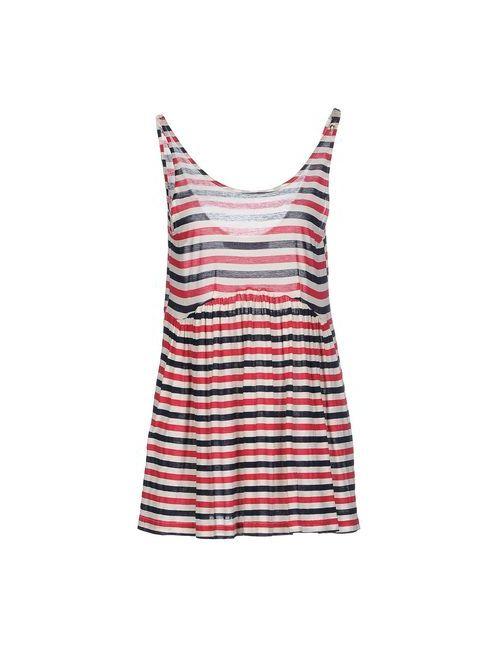 Shirtaporter | Женское Красное Короткое Платье