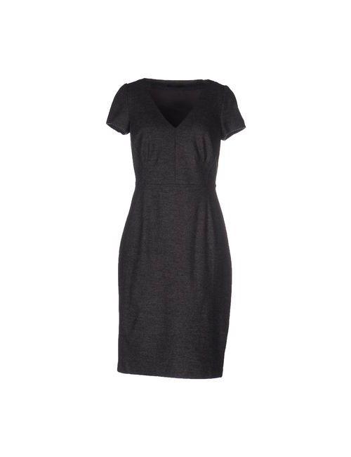Seventy | Женское Серое Платье До Колена
