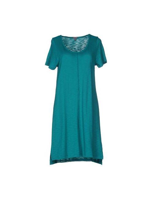 LILLA P | Женское Цвет Морской Волны Короткое Платье