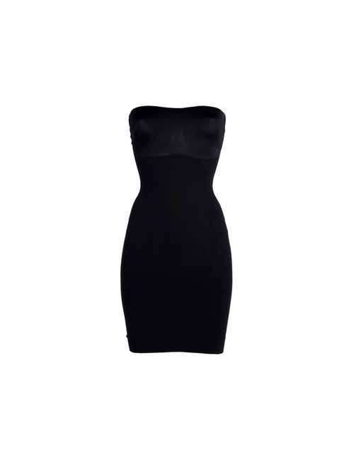 Spanx | Женское Чёрное Короткое Платье