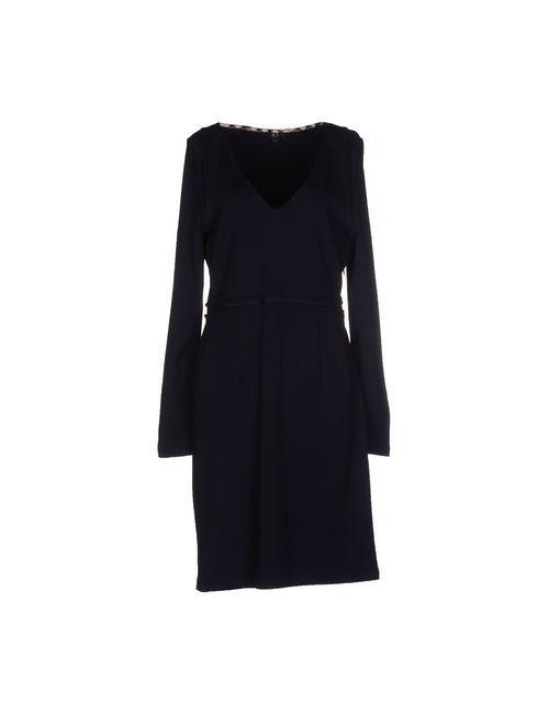 Daks London | Женское Синее Платье До Колена