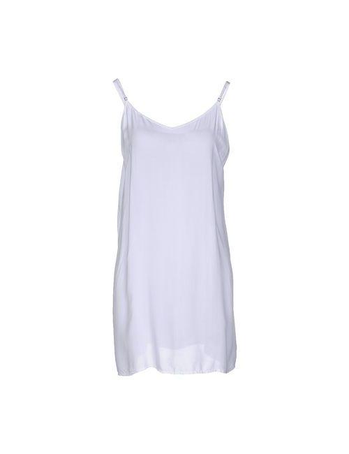 Velvet   Женское Белое Короткое Платье