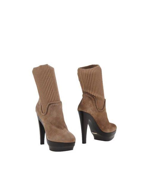 Enio Silla For Le Silla | Мужские Хаки Полусапоги И Высокие Ботинки