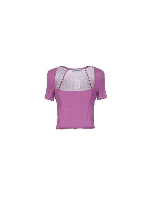 Blumarine | Фиолетовый Свитер