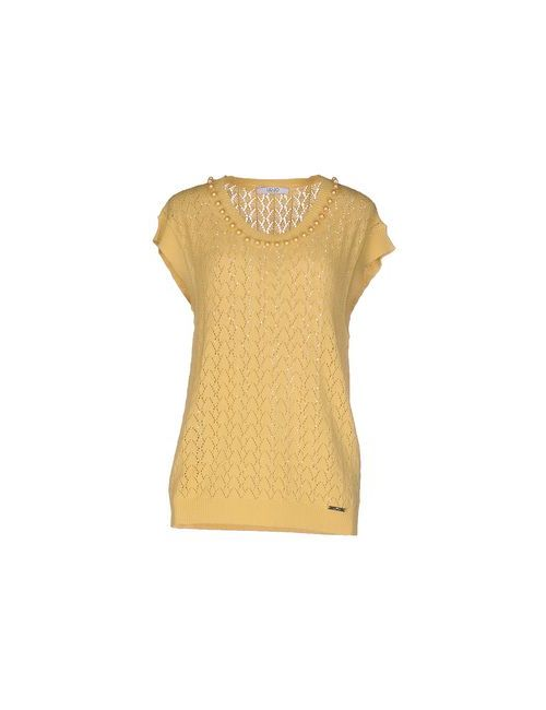 Liu •Jo Jeans | Жёлтый Свитер