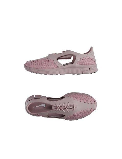 Nike | Мужские Фиолетовые Низкие Кеды И Кроссовки