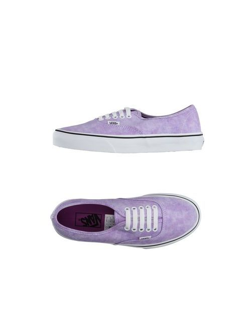 Vans | Мужские Фиолетовые Низкие Кеды И Кроссовки