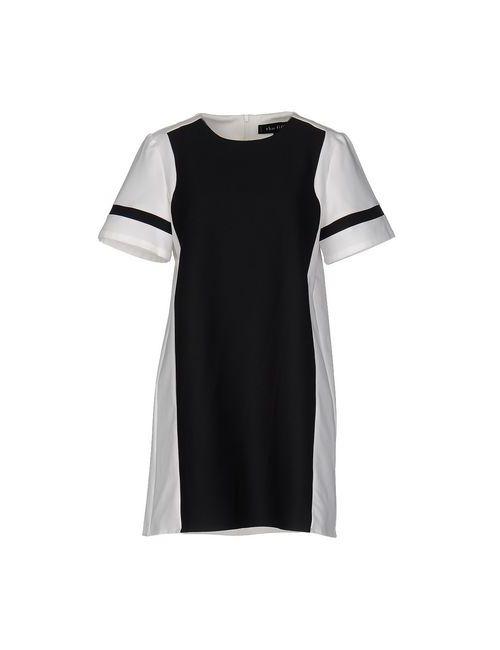 THE FIFTH | Женское Черный Короткое Платье