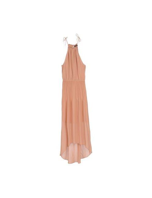 Pinko Black | Женское Длинное Платье