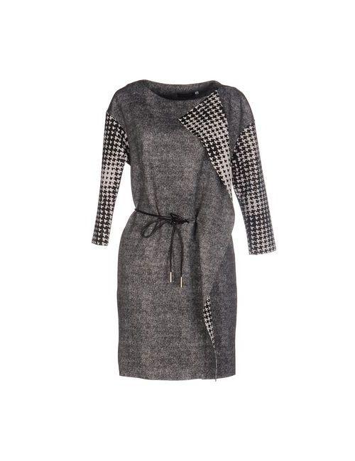OPERÀ | Женское Серое Короткое Платье