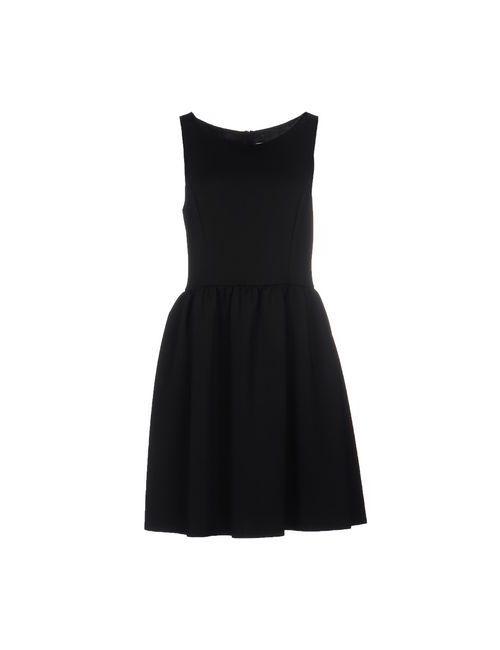 ..,Merci | Женское Черный Короткое Платье