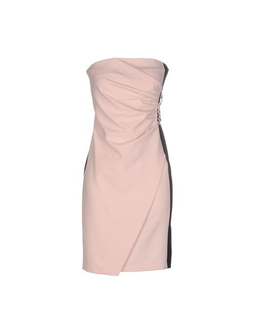 OPERÀ | Женское Розовое Короткое Платье