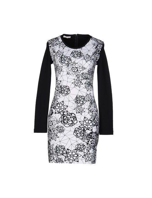PINKO TAG | Женское Чёрный Короткое Платье