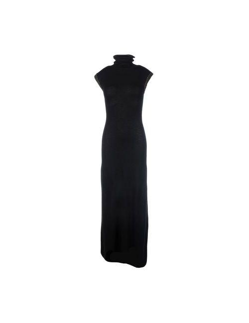 Liu •Jo Jeans | Женское Чёрное Длинное Платье