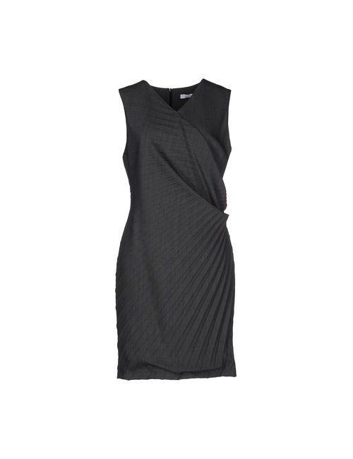 Cristinaeffe | Женское Серое Короткое Платье