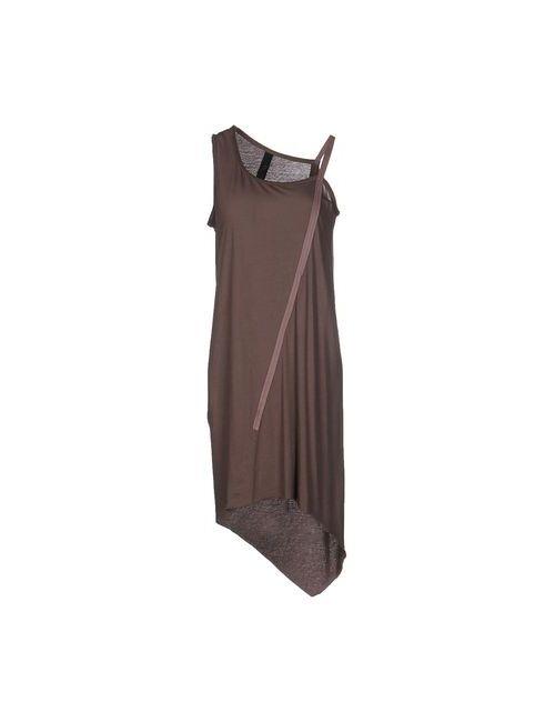 Roque Ilaria Nistri | Женское Коричневое Платье До Колена