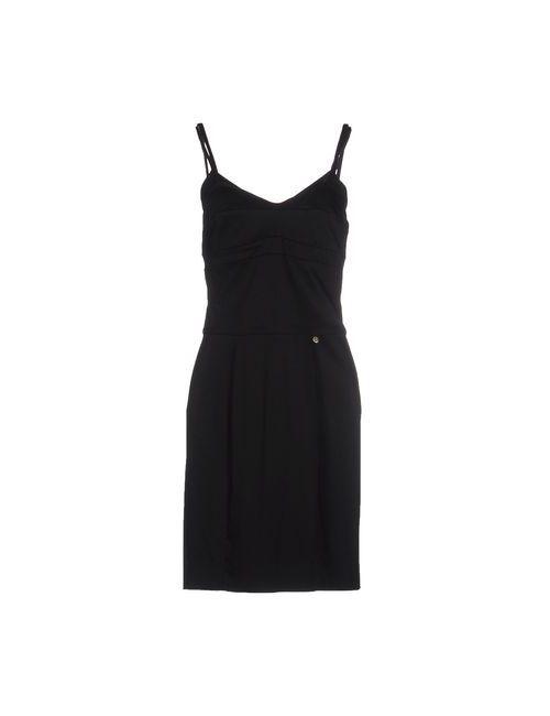 Liu •Jo | Женское Черный Короткое Платье