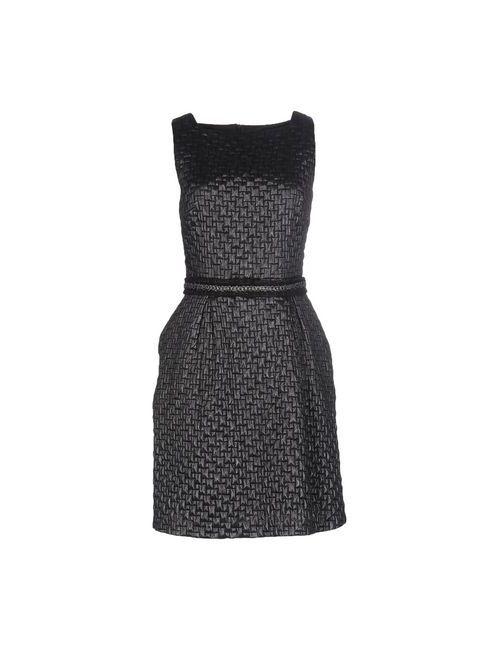 Hanita | Женское Серое Короткое Платье