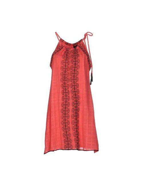 Hale Bob | Женское Розовое Короткое Платье