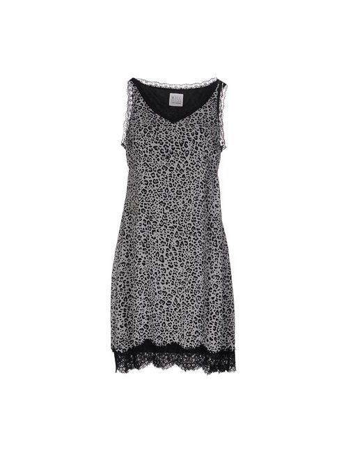 MISS NENETTE | Женское Черный Короткое Платье