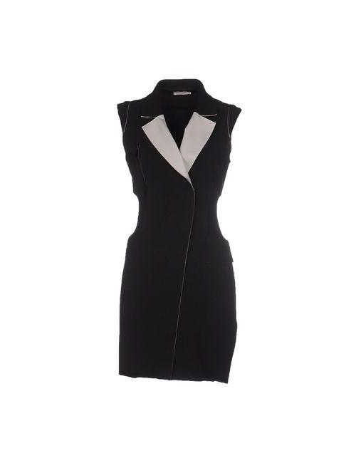 Pinko   Женское Чёрное Короткое Платье
