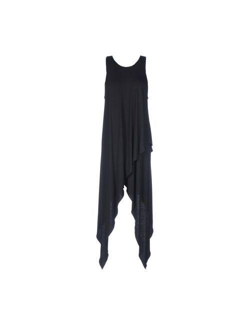 Luxury Fashion   Женское Чёрное Короткое Платье