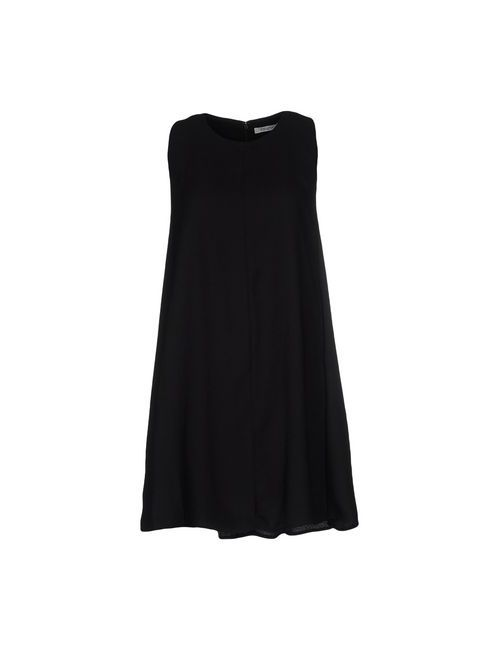 FRNCH | Женское Чёрное Короткое Платье