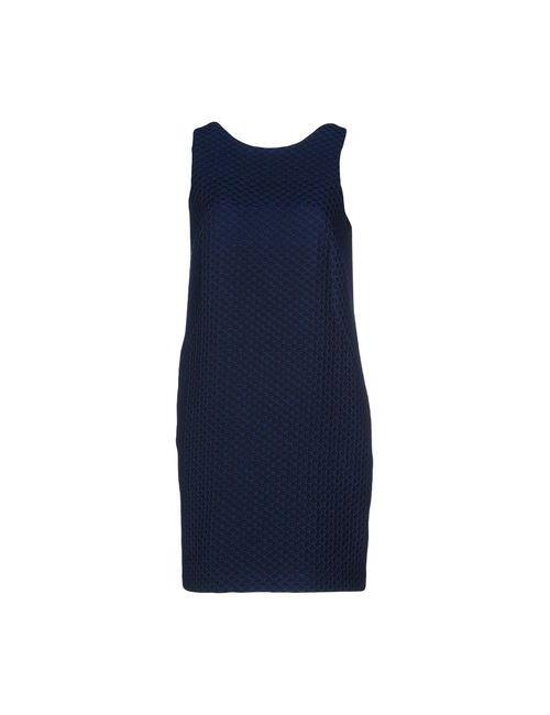 Hanita | Женское Синее Короткое Платье