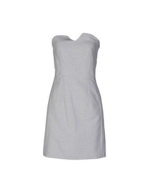 MARGAUX LONNBERG   Женское Белое Короткое Платье