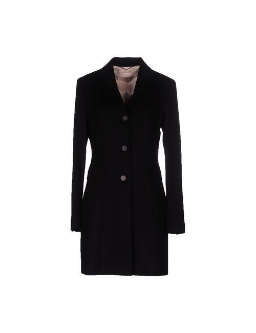 Strenesse | Женское Чёрное Пальто