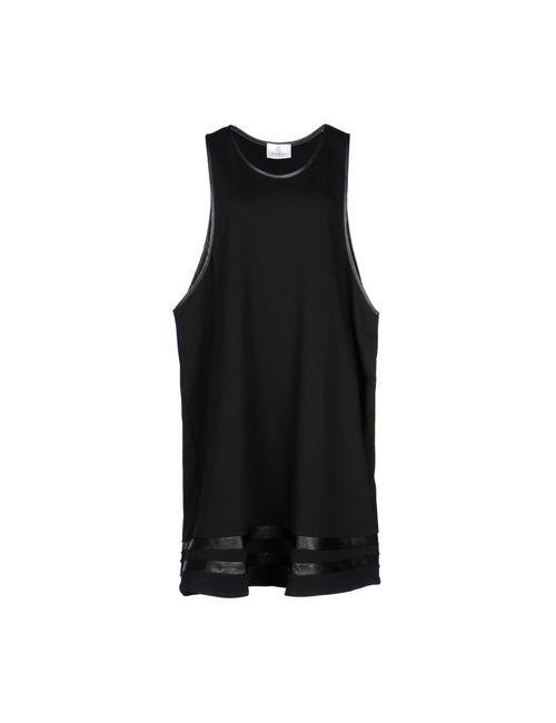 George J. Love | Женское Чёрное Платье До Колена