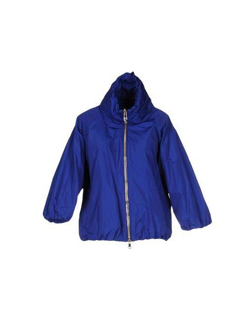 Moncler   Мужская Синяя Куртка
