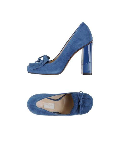 L' Autre Chose | Женские Синие Туфли