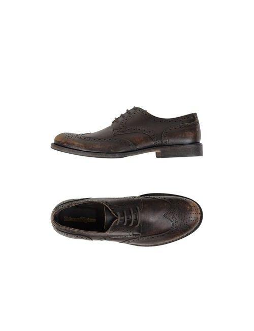 Edward Spiers | Женская Коричневая Обувь На Шнурках