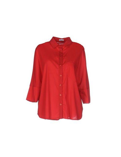 Kor@Kor | Женская Красная Pубашка
