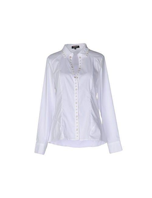 MORGAN DE TOI | Женская Белая Pубашка