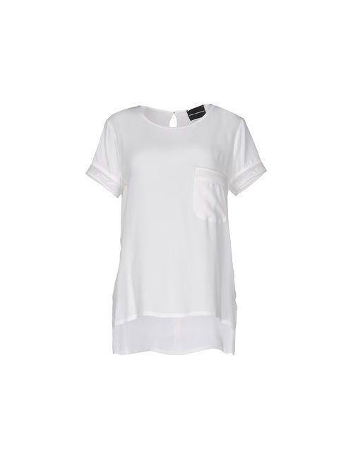 ATOS LOMBARDINI | Женская Белая Блузка