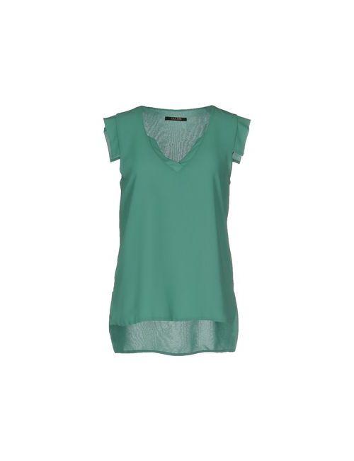 Try Me | Женская Зелёная Блузка
