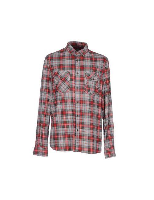 Woolrich | Женская Серая Pубашка