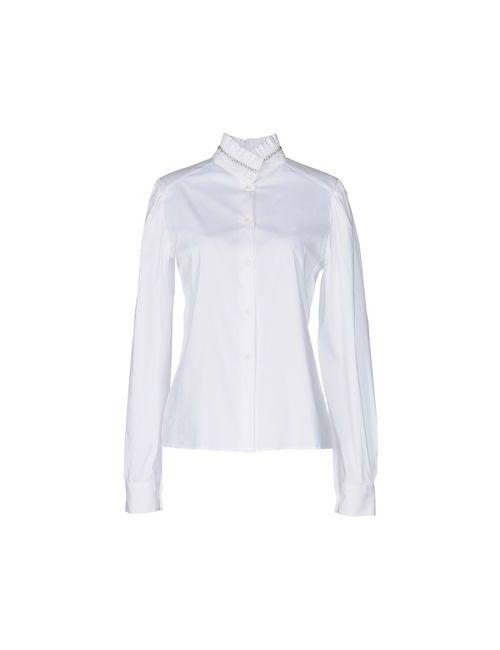 Blugirl Blumarine   Женская Белая Pубашка