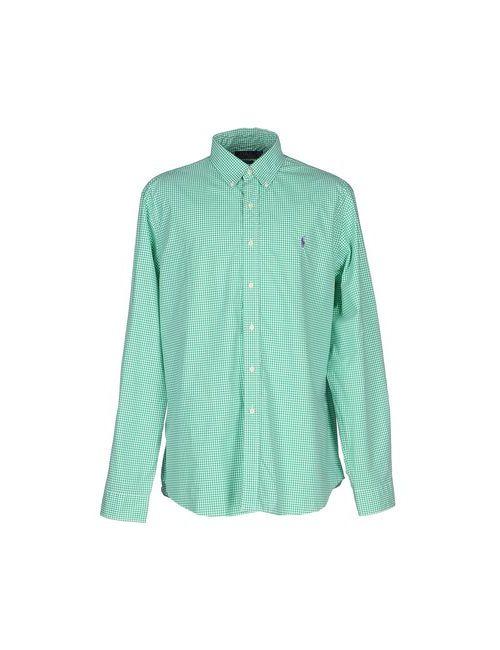Polo Ralph Lauren | Женская Зелёная Pубашка