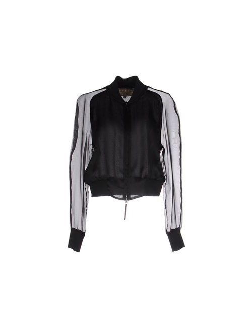Space Style Concept | Мужская Чёрная Куртка