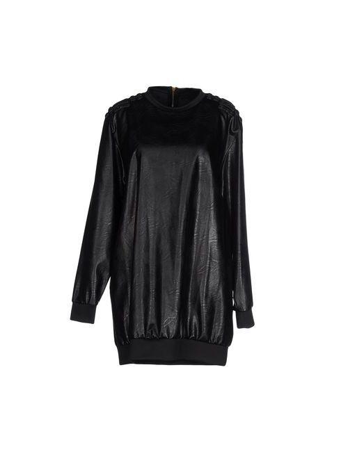 Kor@Kor | Женское Чёрное Короткое Платье