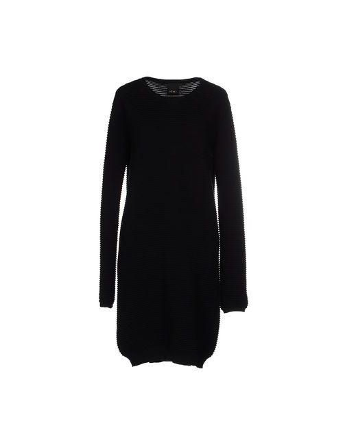 ICHI | Женское Чёрное Короткое Платье