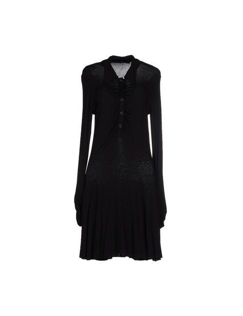 La Fee Maraboutee | Женское Чёрное Короткое Платье