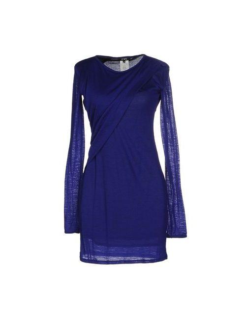 C'N'C' Costume National | Женское Синее Короткое Платье