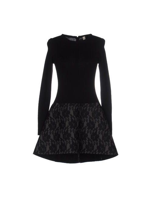 Wetpaint | Женское Чёрное Короткое Платье